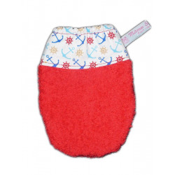 Children's washcloth LA MER (from 3 years)