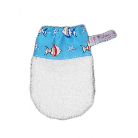 Children's washcloth FISH (from 18 months)