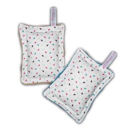 2 esponjas lavables cero desperdicio TWINI