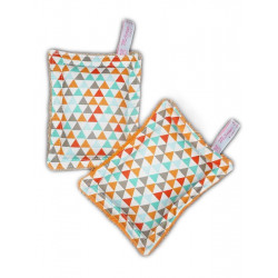 2 unsponges washable zero waste INDIAN
