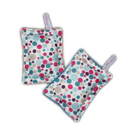 2 esponjas lavables cero desperdicio MELO