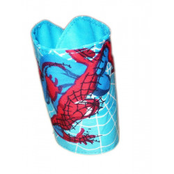 SPIDERMAN children's towel ring