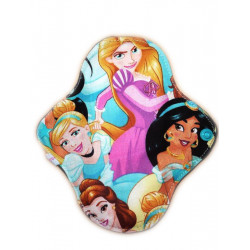 PRINCESSES washable panty liner
