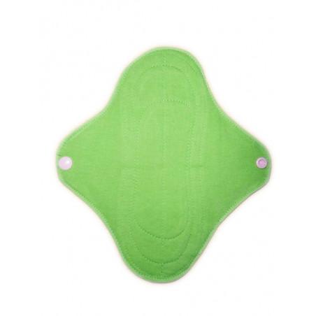 Set 4 serviettes hygiéniques lavables LICORNES (S)