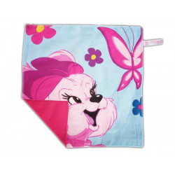 Canteen towel ZHU ZHU PUPPIES