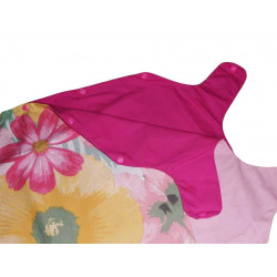Complete set baby room (12 pieces) PINK FLOWER