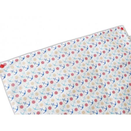 Asciugamano a mensola di pressione XXL MARE