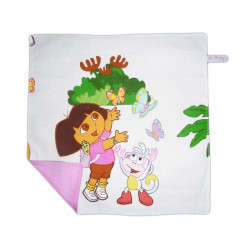 Canteen towel DORA THE EXPLORER (Babouche)