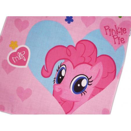 Serviette de cantine MON PETIT PONEY (Pinkie Pie)