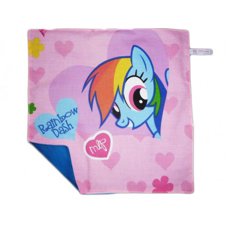 Kantinen Handtuch Mein kleines Pony (Rainbow Dash)