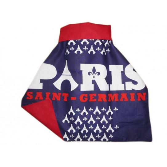 Serviette de cantine XXL à pression PARIS SAINT-GERMAIN (PSG)