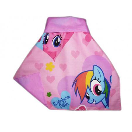 XXL Mein kleines Pony Druckkantetuch