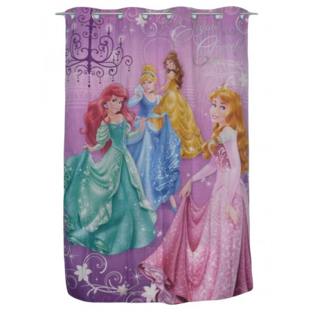 Child curtain PRINCESSES ELEGANTES