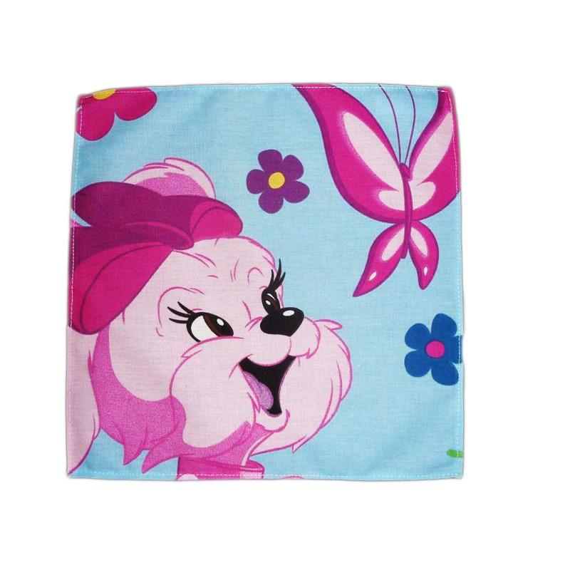 Mouchoir en tissu lavable ZHU ZHU PUPPIES