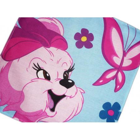 Washable cloth handkerchief ZHU ZHU PUPPIES