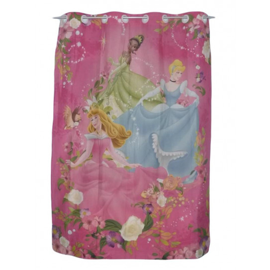 Princess child curtain