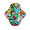 COMICS washable panty liner (17 cm)