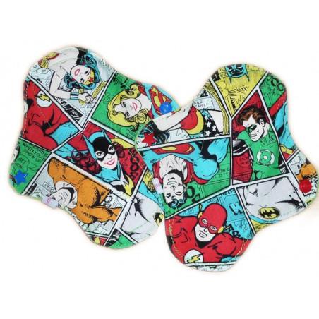 COMICS washable panty liner (17 cm)