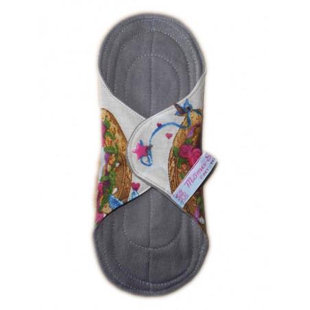 Protège-slip lavable PRINCESSES (22 cm)