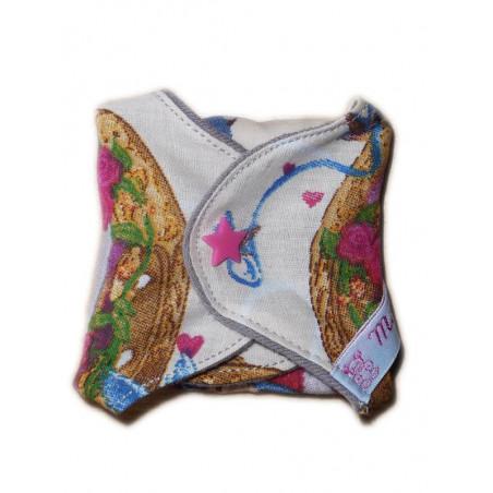 PRINCESAS forro panty lavable (22 cm)