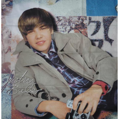 Pillowcase JUSTIN BIEBER