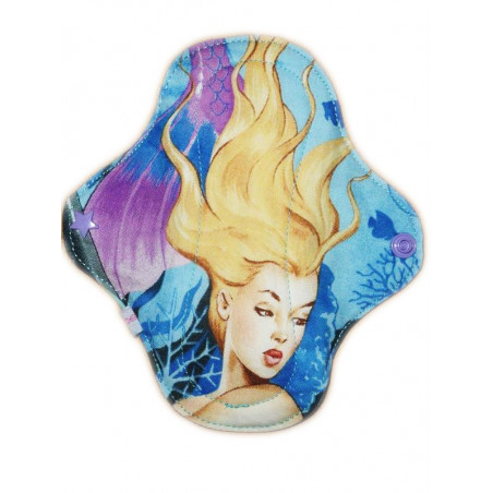 SIRENAS DE MAR forro panty lavable (17 cm)