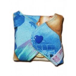 MERMAID OF THE SEA washable panty liner (17 cm)