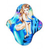 Washable sanitary napkin MERMAID OF THE SEA (M)