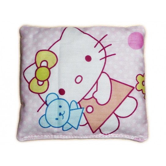 Dry hot water bottle cherry stones HELLO KITTY