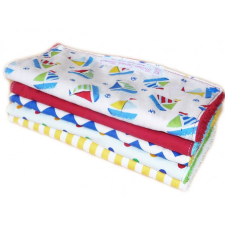Washable toilet paper SMALL BOAT