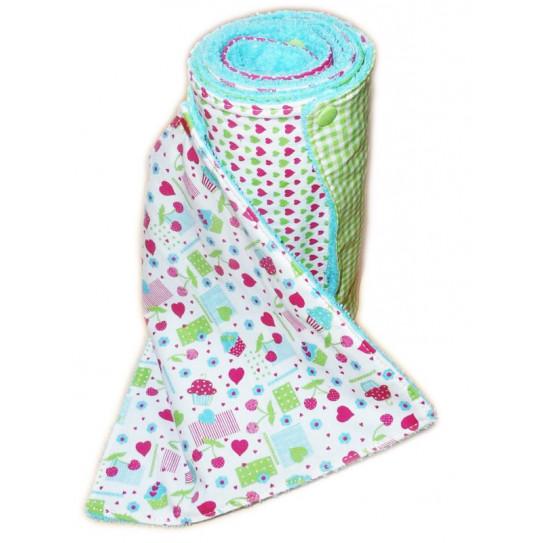 Asciugamano CILIEGIA lavabile