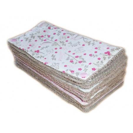 MARIPOSAS toalla lavable