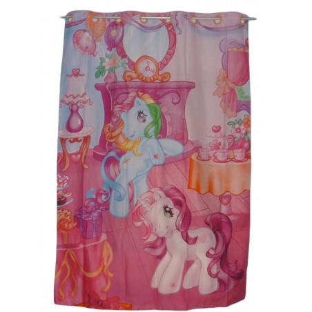 Child curtain MON PETIT PONEY