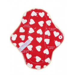 LOVE forro panty lavable (17 cm)