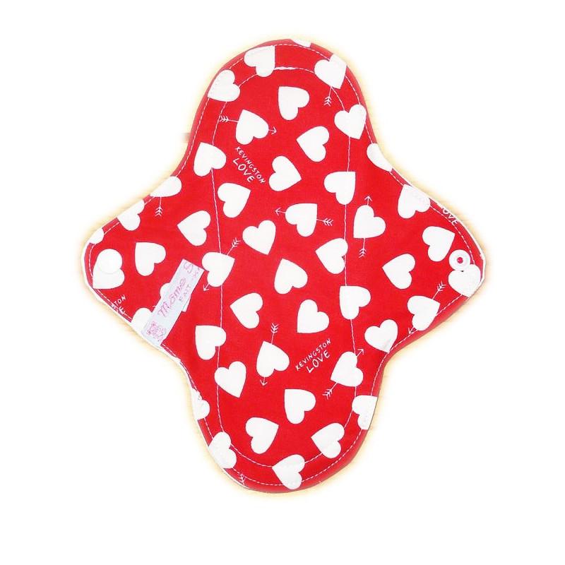Protège-slip lavable LOVE (22 cm)