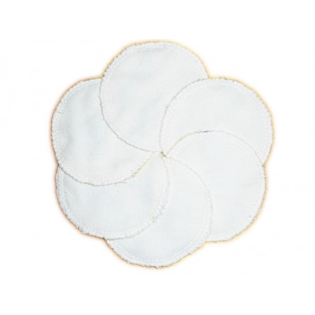 6 Organic Washable Cleansing Discs TEKO
