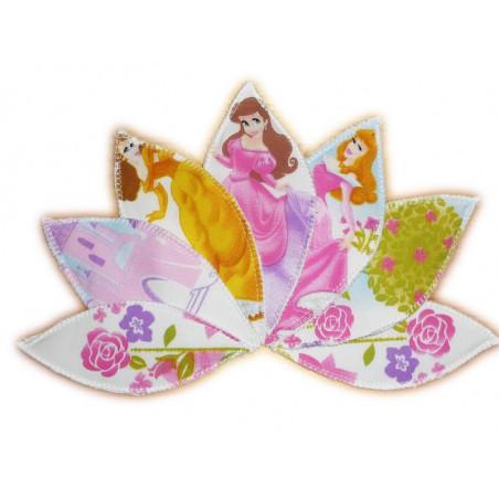Prinzessinnen waschbares Interlabial Pad (7er Pack)