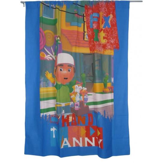 Cortina para niños HANDY MANNY