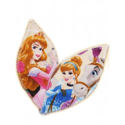 Pad interlabial lavable PRINCESSES (lot de 2)