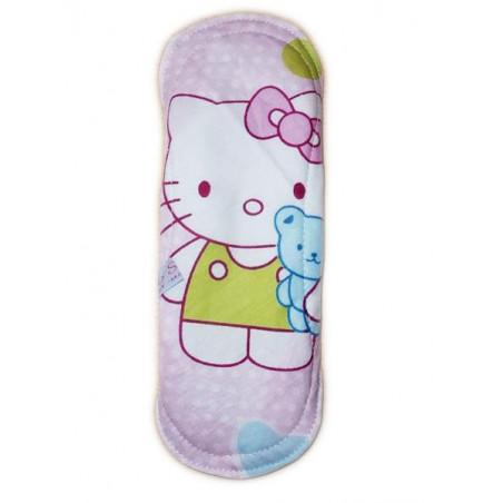 HALLO KITTY waschbare Slipeinlage (22 cm)