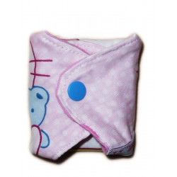 HELLO KITTY washable panty liner (22 cm)