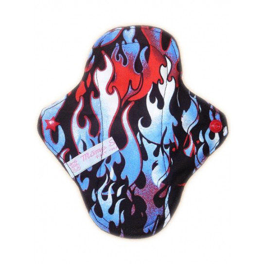 FLAMMEN waschbare Slipeinlage (17 cm)