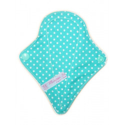 SMALL DOTS Washable string protector (17 cm)