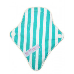 STRIPED Washable string protector (16 cm)