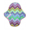 ZIG ZAG forro panty lavable (17 cm)
