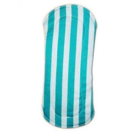 STRIPED washable panty liner (17 cm)