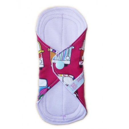 HIPPY forro panty lavable (17 cm)