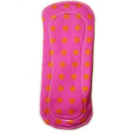 Protège-slip lavable PETITS POIS (17 cm)