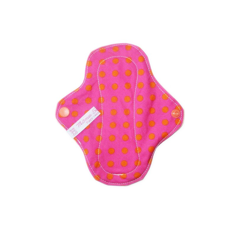 SMALL DOTS washable panty liner (17 cm)