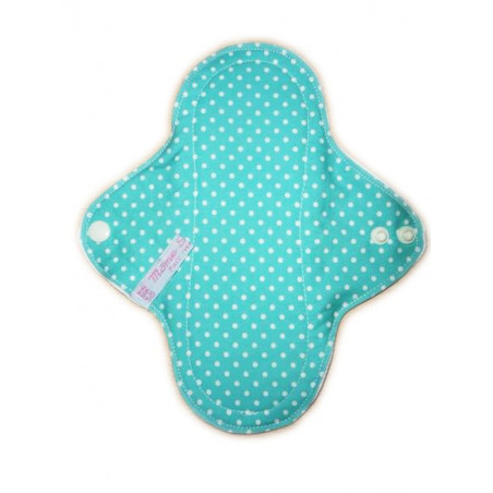SMALL DOTS washable panty liner (22 cm)